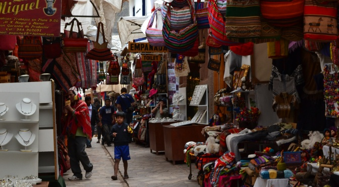 Favorite Shopping Markets Around the World