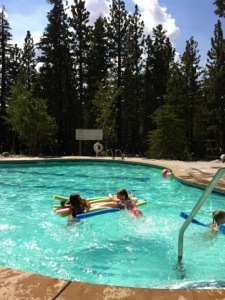 Mammoth Lakes Summer Vacation