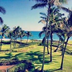 Surf's up, Kauai