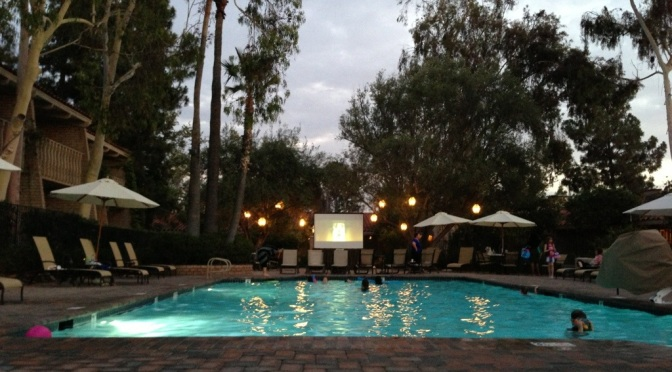Movie Night at Rancho Bernardo Inn