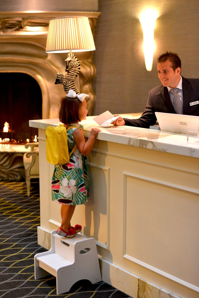 Four Things for the Perfect Hotel Stay According to My 4-Year-Old