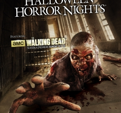 The Walking Dead to Visit Halloween Horror Nights