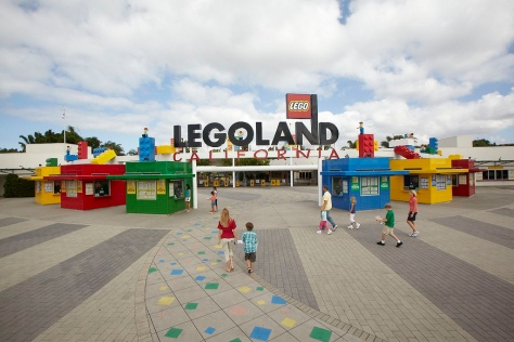 Celebrate Brick-or-Treat at Legoland // (c) 2013 Legoland