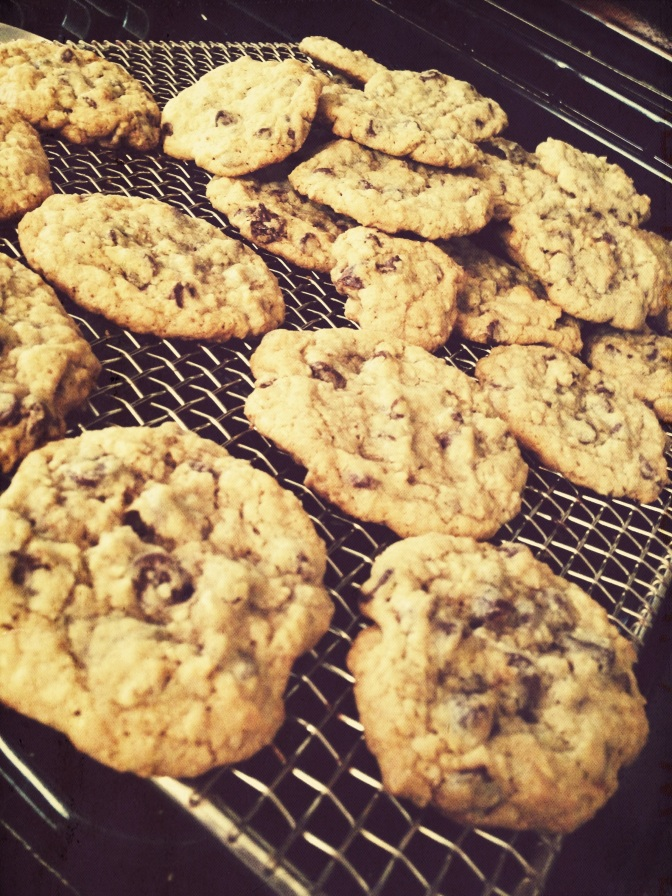Favorite chocolate cookie recipe // (c) 2013 Janeen Christoff