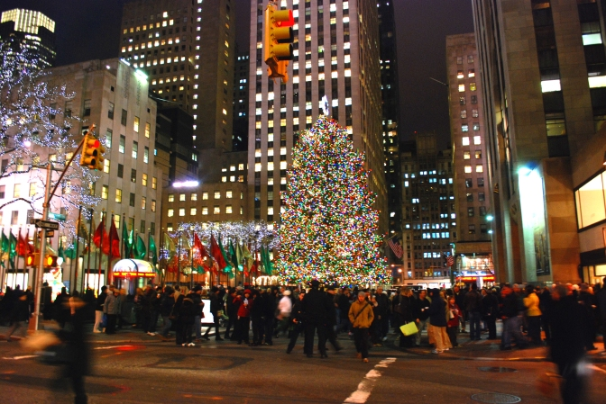 Holiday travel to New York City // (c) Javier Gutierrez Acedo