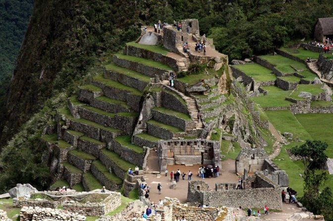 The Lost city of the Incas. (cc) Shashi Bellamkonda