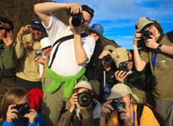 Chris Gamel Photography Tours with Thomson Family Adventures
