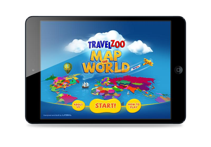 Travelzoo launches interactive map app for kids the la travel mom travelzoo has launched an interactive map of the world in the itunes store gumiabroncs Images