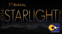 StarLight Festival will take place in Big Bear in May. // (c) 2014 Astronomy Outreach