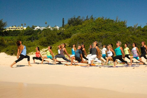 Bermuda Yoga Festival // (c) 2014