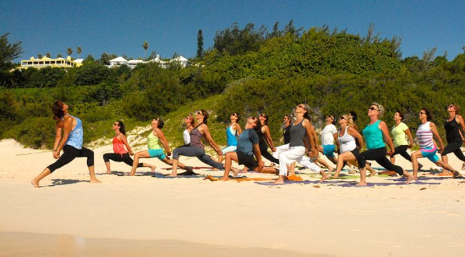 Take a Break: Spring Yoga Retreat