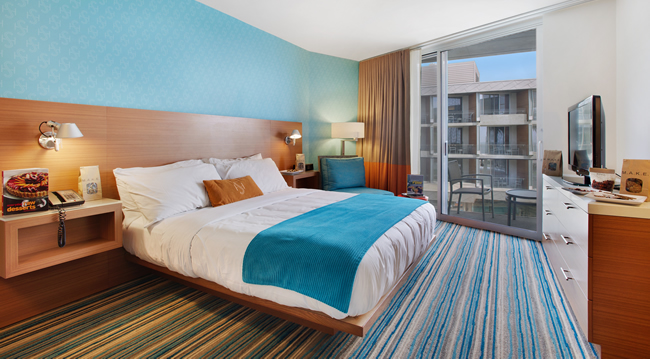 Retreat of the Week: Santa Monica's Shore Hotel