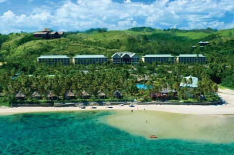 Outrigger on the Lagoon, Fiji is perfect for Families.