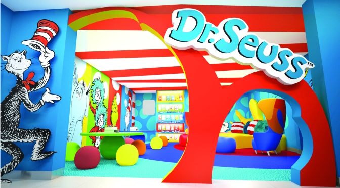 Dr. Seuss Sets Sail With Carnival Cruise Lines