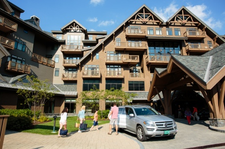 Family travel at Stowe Mountain Resort, Vermont