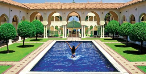 The BodyHoliday annual family travel retreat