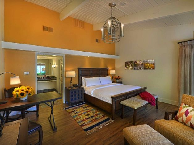 Guestrooms at Quail Lodge // (c) 2014 Quail Lodge & Golf Club