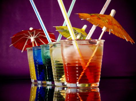 Spring cocktails // (c) 2014 Catfistheye
