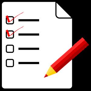 Checklist // (c) 2014 Dako