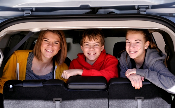 On the Blog: What to Do With Teens on the Road