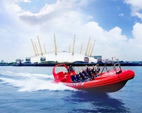 London RIB Ride // (c) Exelement