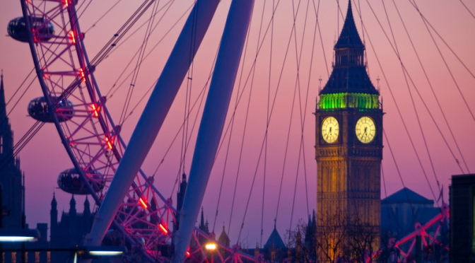 Taking the Kids to London? Here Are Some Clues for What to Do