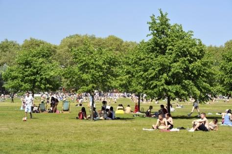 Hyde Park // (c) VisitBritain