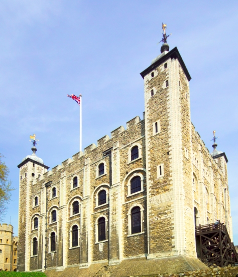 Tower of London // (c) VisitBritain