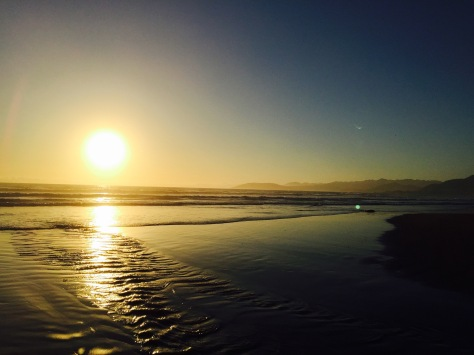 Sunset North Beach Campground Pismo Beach // (c) Janeen Christoff